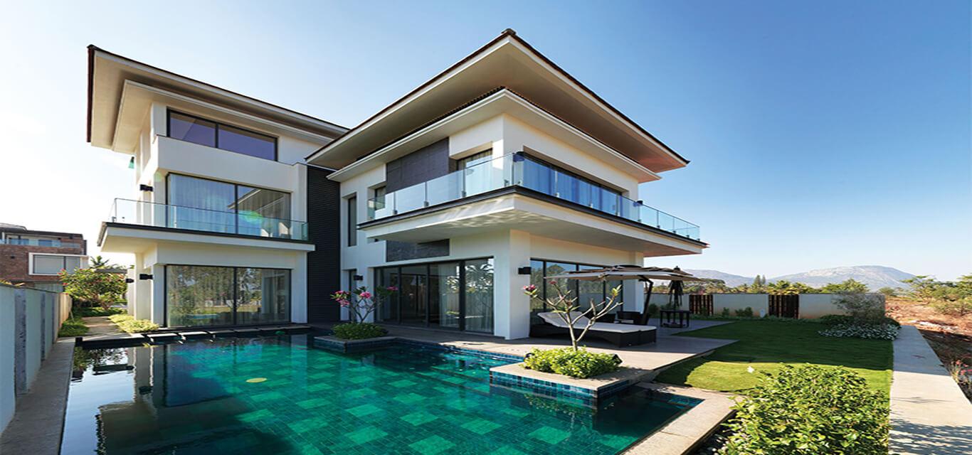 Prestige Golfshire Villa Nandi Hills Bangalore banner
