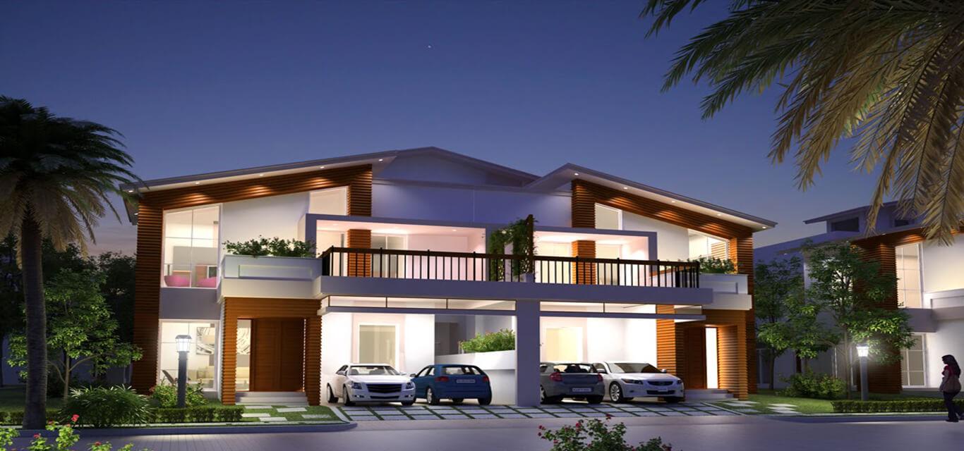 Prestige-Ajmal Mayberry Villa Whitefield Bangalore banner