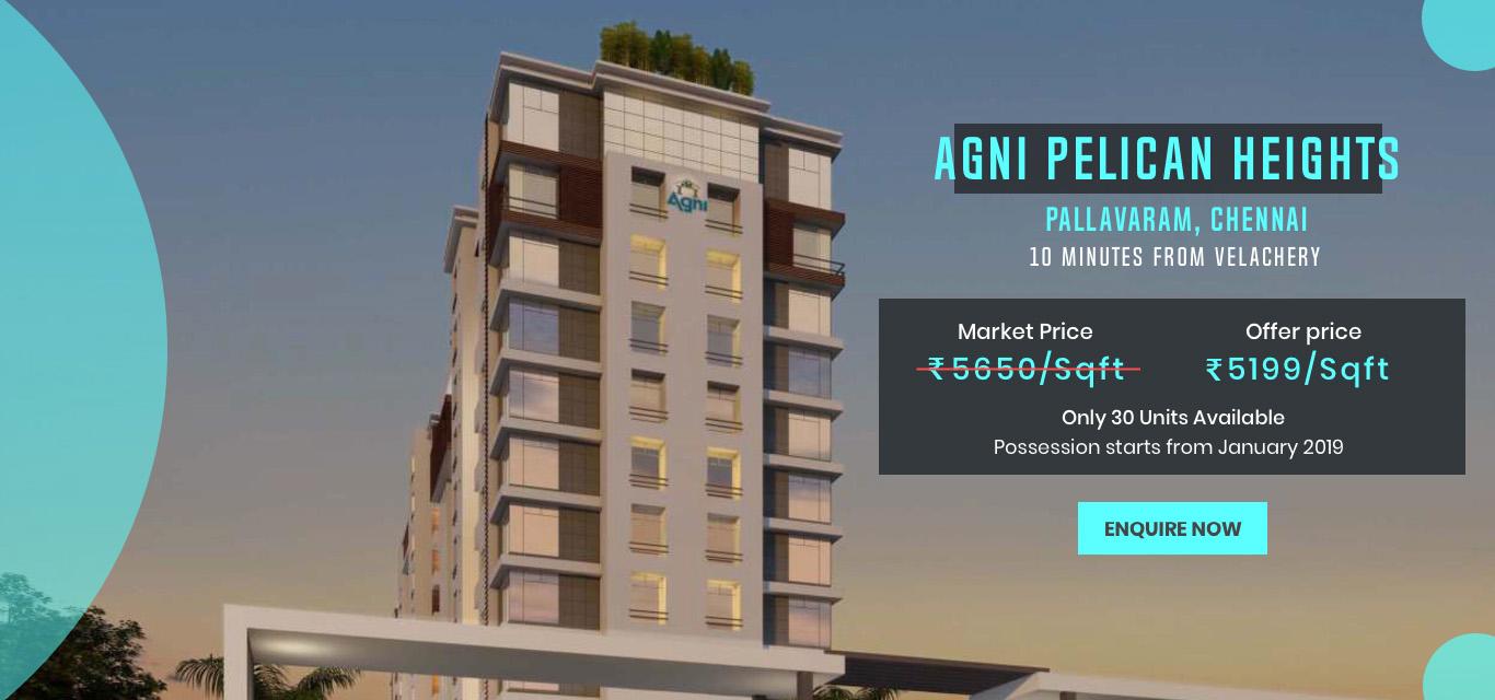 Agni Pelican Heights Pallavaram Chennai banner