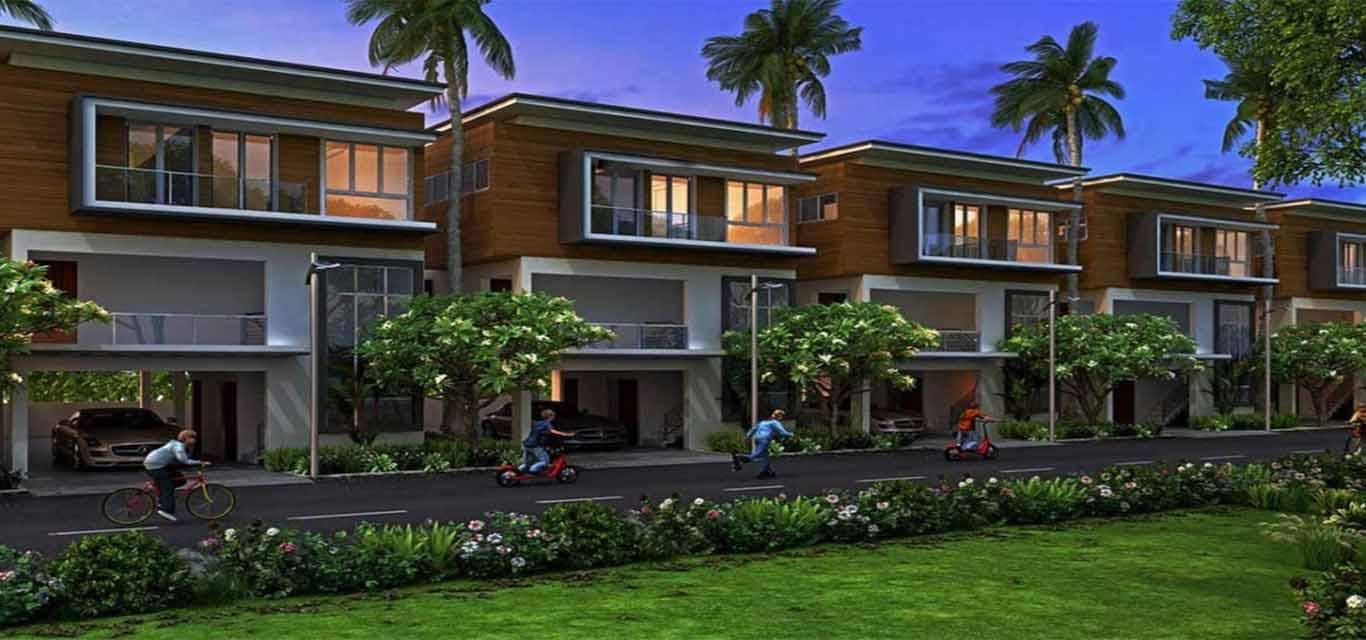 Alliance Humming Gardens Villa OMR Chennai banner