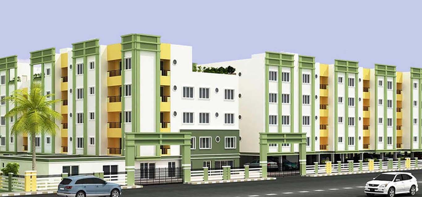 Amarprakash The Heritage Villa Chromepet Chennai banner