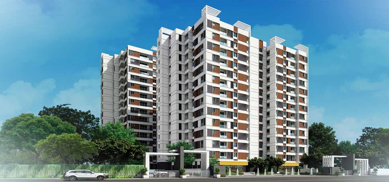 DRA Pristine Pavilion Phase 2 Mahindra World City Chennai banner