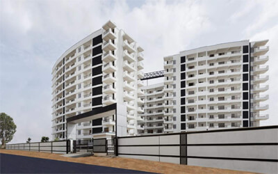Mantri Global heights Kannamangala Bangalore