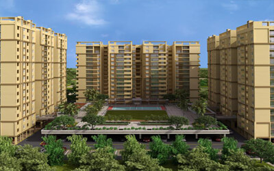 Pacifica Aurum Happiness Towers OMR Chennai