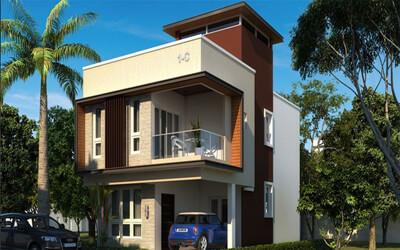 Poomalai Varishtaa Villa Medavakkam Chennai