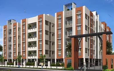 SSPDL Mayfair Apartments Thalambur Chennai