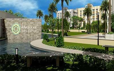 Voora Vidyasagar Oswal Gardens Phase II Korukkupet Chennai