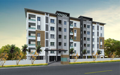 Abode's Green Ridge Apartments Kukatpally Hyderabad