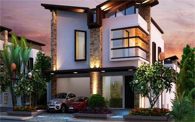 Luxury Villas in Bangalore for Sale | Ultra Luxury | South