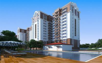 Gopalan Lake Front Electronic City Phase 1 Bangalore