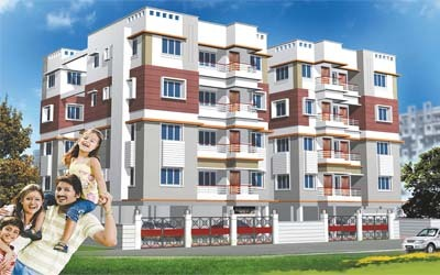 Adonis Residency Garia Kolkata