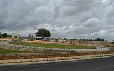 Legacy Terreno Plot International Airport Road Bangalore