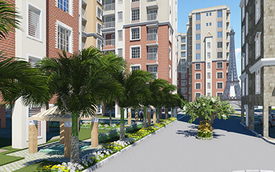 Jain Group Dream World City Joka Kolkata