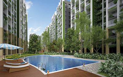 Jain Group Dream Eco City Bidhan Nagar Kolkata