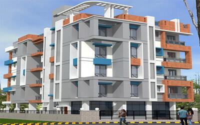 Muskan Sumita Residency Hazra Road Kolkata