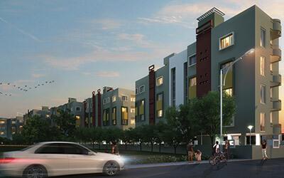 Rajwada Estate - Phase II Netaji Subhas Chandra Bose Road Kolkata