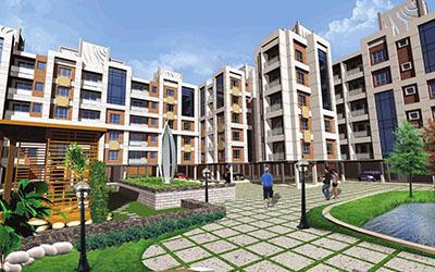 Realtech Nirman Fortune Square New Town Kolkata