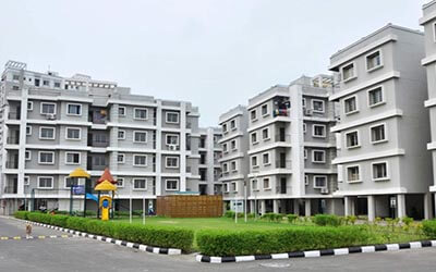 Srijan Realty Greenfield City Behala Kolkata