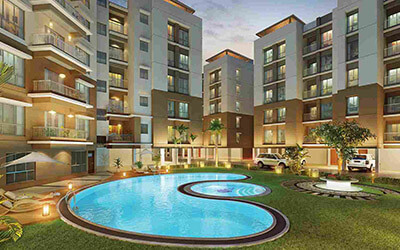 PS Group White Meadows Narendrapur Kolkata