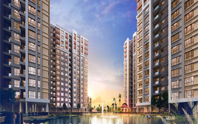 Primarc Projects South Winds Sonarpur Kolkata