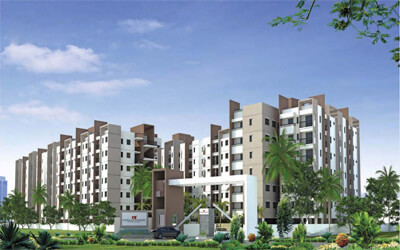 Mahaveer Ranches Off Sarjapur road Bangalore
