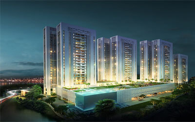 Merlin Group 5th Avenue Salt Lake Kolkata