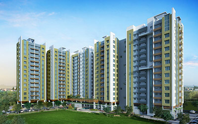 Space Group Aurum  BT Road Kolkata