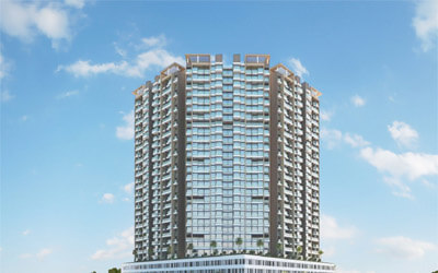 The Goldcrest Residences Ghansoli Mumbai