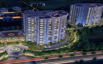 Ardente Pine Grove Rayasandra Bangalore