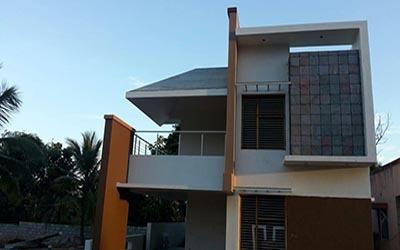 Bharti Paradise Villa Bogadi Road Mysore