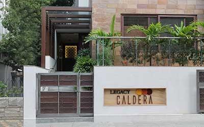 Legacy Caldera Cunningham Road Bangalore