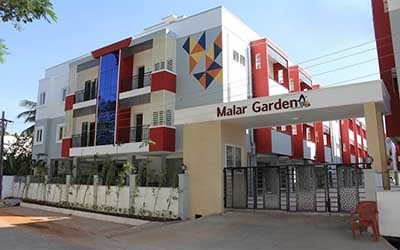 Malar Garden Manapakkam Chennai
