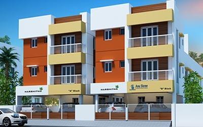 Anu Harshita  Balaji Nagar Chennai