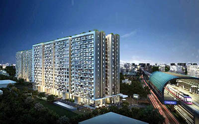 Godrej Air Hoodi Whitefield Bangalore