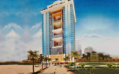 Prestige Kingfisher Towers Ashok Nagar Bangalore