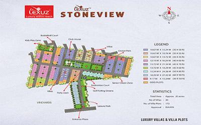 Le Lexuz Stoneview Plot Off Chapparkal Road Bangalore