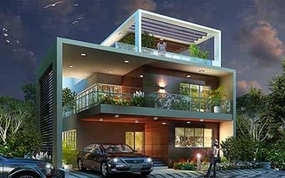 Skanda Avani C99 Villa Off Sarjapur road Bangalore