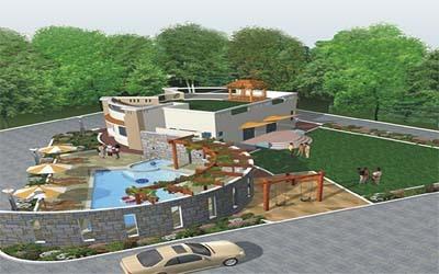 OM Angel hills Talegaon Pune