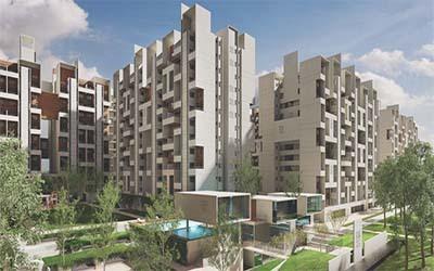 Rohan Abhilasha Building G Wagholi Pune
