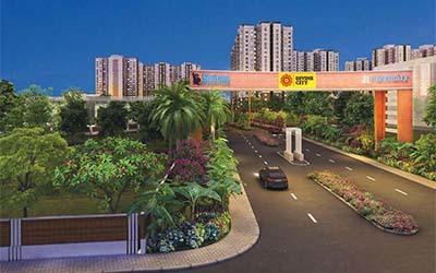 Shriram Divine City Porur Chennai