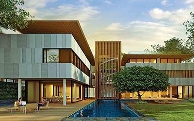 Marvel Selva Ridge Estate Villa Bavdhan Pune