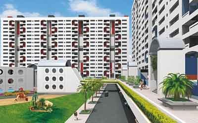 Kumar Pebble Park Hadapsar Pune