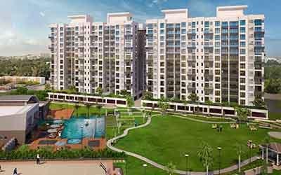 Pride Park Titanium Wakad Pune