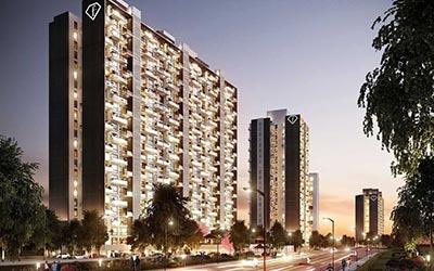Nahar F Residences Balewadi Pune