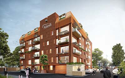 Nitesh Madison Square Cunningham Road Bangalore