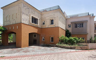 Pride Diamond Park Villa Wakad Pune