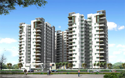 DSR Sunrise Towers Whitefield Bangalore