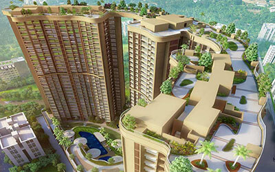 Runwal Elegante Tower A Andheri West Mumbai