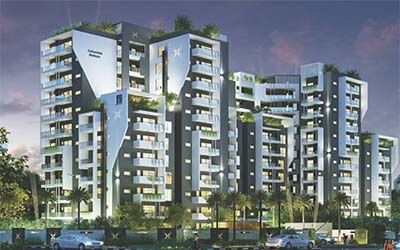 Columbia Belleza JP Nagar 8th Phase Bangalore