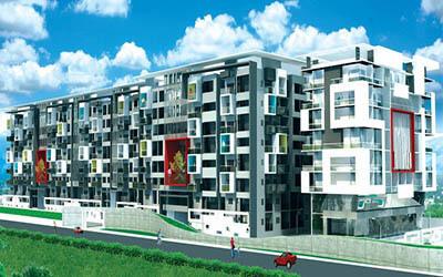 Osadia Garden City Yelahanka Bangalore